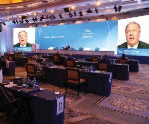 """""""حوار المنامة 2020"""".. قضايا الشرق الأوسط على الطاولة وجائحة """"كوفيد 19"""" حاضرة"""