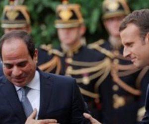 مصر وفرنسا.. تاريخ من العلاقات السياسية والاقتصادية