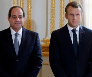«السيسي حكيم مصر بفرنسا» يتصدر تويتر.. ومغردون: أعاد لمصر مكانتها