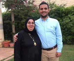 قلبي على أمي انفطر.. شاب توفي كمداً على أمه فلحقت هي به
