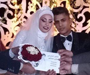 الرئيس الإنسان.. السيسي يستجيب لعروسين كفيفين بالعريش ويوجه بتوفير شقة سكنية (صور)