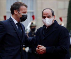 يوسف أيوب يكتب: الرئيس السيسي في فرنسا.. زيارة الأربعة أيام التي أقلقت منام كثيرين