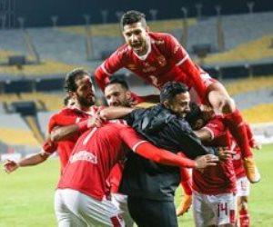 محمد شريف يتقدم الهدف الأول للأهلى أمام الزمالك .. فيديو
