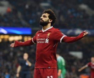 محمد صلاح يسجل فى تعادل مثير بين ليفربول ضد توتنهام بالشوط الأول.. فيديو