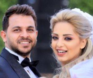 """""""خناقة"""" مي حلمي ومحمد رشاد.. تتهمه بالخيانة فيرد """"إذا بليتم فاستتروا"""""""
