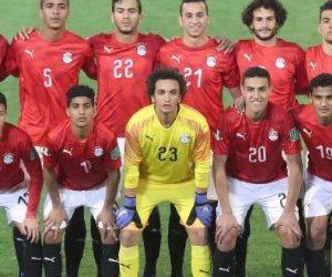 استمرار إيجابية 14 لاعبا بمنتخب الشباب وسلبية الباقين قبل مواجهة تونس