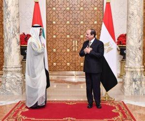 مصر والإمارات.. تعرف على حجم التبادل التجاري بالأرقام
