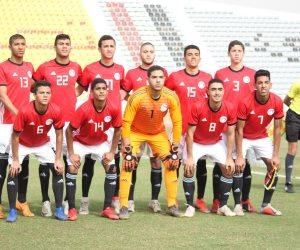 رسميا.. إلغاء مباراة منتخب الشباب وتونس.. وهزيمة الفراعنة 3 / 0