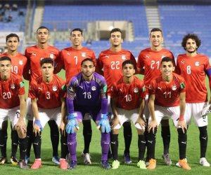 منتخب مصر للشباب يواجه تونس بـ15 لاعباً