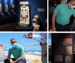 حصاد 2020 في السياحة والآثار.. اكتشافات أثرية وافتتاح متاحف وتعديل تشريعات واستحداث لجان وزارية