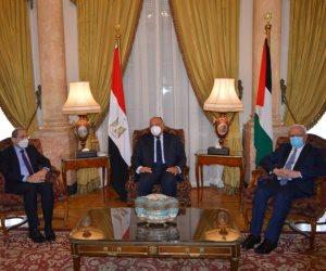 «إطلاق تحرك فاعل لاستئناف مفاوضات جادة».. تفاصيل بيان القاهرة لوزراء خارجية مصر والأردن وفلسطين