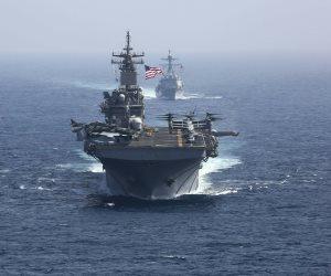 مزودة بـ150 صاروخ توماهوك.. ماذا يعني عبور غواصة نووية أمريكية مضيق هرمز؟
