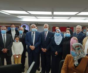 مكتب تموين «شبرا الخيمة» النموذجي يدخل «موسوعة التموين» بسبب 14 سيدة