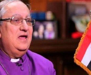 رئيس الكنيسة الأسقفية: نحاول نبذ التعصب والفتن الطائفية في مصر.. وساعدنا في ملف سد النهضة
