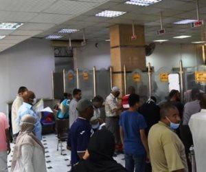 """""""حياة كريمة"""".. قطار يواصل تحقيق أحلام المصريين فى المحافظات"""