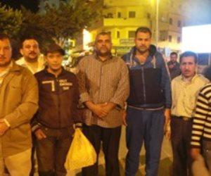 كواليس عملية الإفراج عن الصيادين المصريين العائدين من ليبيا (صور)