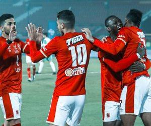 الأهلي يتعادل مع فيتا كلوب 2/2 بدوري أبطال أفريقيا