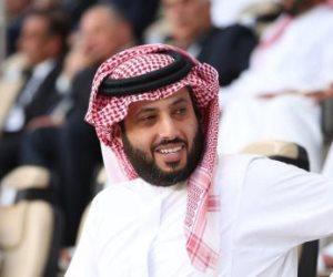 تركى آل الشيخ يلبى رغبة مشجع زملكاوى ويدعو نجله لاختبارات ألميريا الإسبانى
