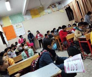 التعليم: دور ثان لمن يرسب فى الاختبار التكميلى بمنهج الفصلين الدراسيين