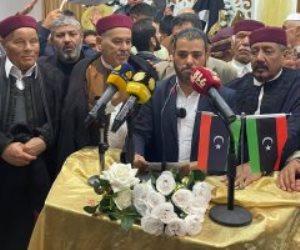 """""""ملتقى بنغازى"""" يؤكد دعم إعلان القاهرة لحل أزمة ليبيا ويدعو لمغادرة المرتزقة"""