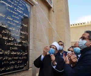 عمارة بيوت الله خلال 2020.. إحلال وتجديد وصيانة وترميم 1023 مسجدا