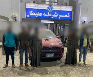 الأمن العام يكشف تفاصيل القبض على مختطفي طالب نظير  فدية 500 ألف جنيه بسوهاج