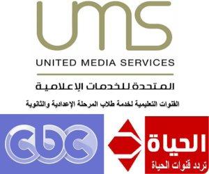 تعرف على الترددات الجديدة لقنوات المتحدة للخدمات الإعلامية