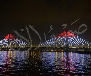 المتحدة تضيئ سماء القاهرة بالألعاب النارية المبهرة احتفالا بالعام الجديد 2021