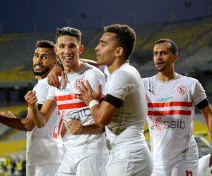 الزمالك يتصدر.. جدول ترتيب الدوري المصري