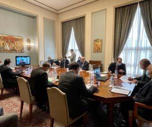 انطلاق جولة جديدة من مفاوضات سد النهضة بين مصر والسودان وإثيوبيا.. صور