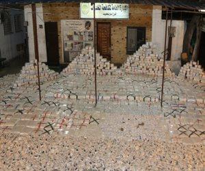 ضربة أمنية لمافيا السموم البيضاء.. ضبط 8 طن حشيش و8 مليون قرص كبتاجون (فيديو)
