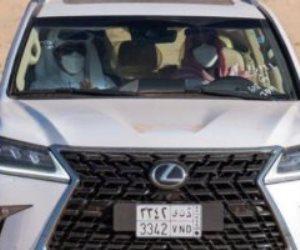«جولة في السيارة الليكزس».. ماذا دار بين ولي العهد السعودي وتميم بن حمد؟