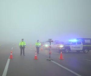 النداء الأخير للأرصاد على السائقين.. احذروا الشبورة الكثيفة على الطرق