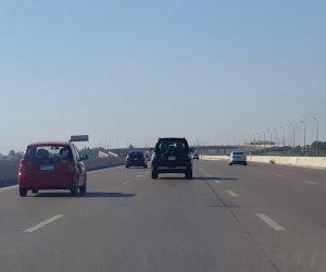 حركة المرور والشبورة.. فتح الإسكندرية الصحراوي ومحوري 26 يوليو و30 يونيو
