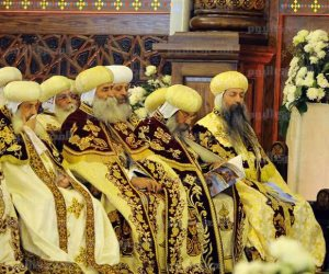 البابا تواضروس يترأس قداس عيد الميلاد: نصلي من أجل رفع كورونا