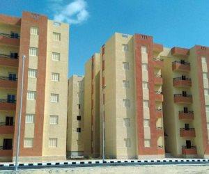 بتكلفة 450 مليون جنيه.. إنجاز 2608 وحدة سكنية لأهالي شمال سيناء (صور)