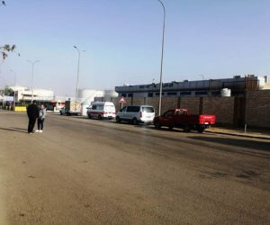 جثامين المعتمرين المصريين المتوفين بالسعودية تصل مطار القاهرة