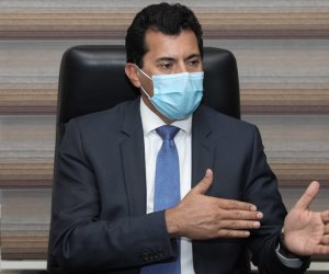 وزير الشباب والرياضة: دعم كبير من الرئيس السيسي والدولة المصرية لإنجاح مونديال كرة اليد