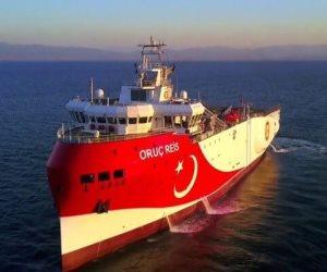 اصطدام سفينة يونانية وأخرى تركية ببعضهما البعض جنوب شرق بحر إيجة