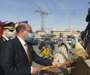 الحكومة تهنئ أبناء محافظة أسوان بالذكرى الـ 50 لافتتاح السد العالي