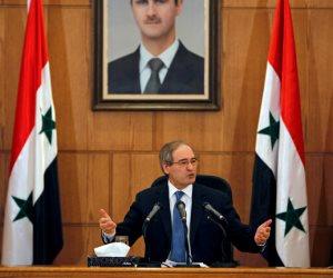 الاتحاد الأوروبي يفرض عقوبات على وزير الخارجية السوري الجديد
