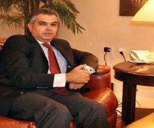 سفير مصر بواشنطن: ملفات تعاون كثيرة بين مصر وإدارة جو بايدن