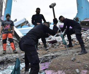 كارثتان في إندونيسيا خلال أسبوع و100 قتيل
