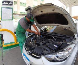 مجلس الوزارء يطلق رسمياً أول تطبيق إلكتروني لأماكن محطات الغاز للسيارات