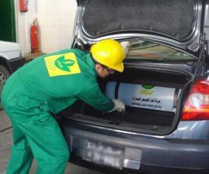 تنفيذ 45% من تحويل المركبات للطاقة النظيفة في 27 عاما و55% في 3 أعوام حتى 2023