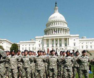 بالمدرعات والمتاريس.. الحرس الوطني الأمريكي يؤمن حفل تنصيب «جو بايدن»