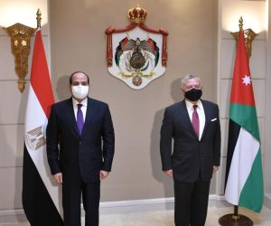 قمة مصرية أردنية لحل أزمات المنطقة.. والسيسي يؤكد مواصلة الجهود لاستعادة حقوق الشعب الفلسطيني