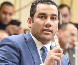 النائب أحمد على لوزير التموين: منظومة الدعم بهذه الآلية تدعم البقال وليس المواطن