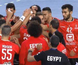منتخب مصر لكرة اليد يواجه الاتحاد الروسي الأربعاء فى الدور الرئيسي للمونديال