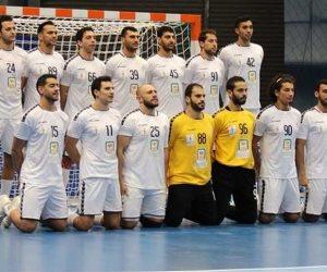 منتخب مصر يحتج رسميا بالاتحاد الدولى لليد ضد حكم مباراة السويد